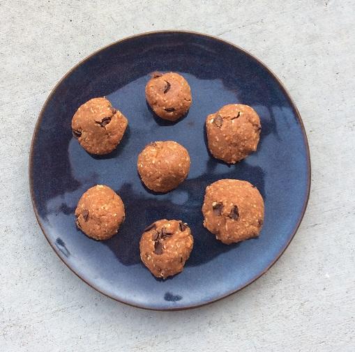 Pumpkin Spice Balls 2